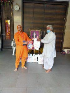 Radhe Maa Anna Kambal Brahman Seva (11)