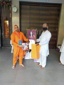 Radhe Maa Anna Kambal Brahman Seva (12)