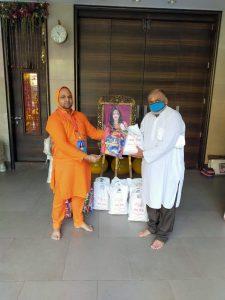Radhe Maa Anna Kambal Brahman Seva (3)