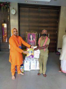 Radhe Maa Anna Kambal Brahman Seva (4)