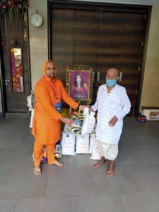 Radhe Maa Anna Kambal Brahman Seva (5)