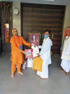 Radhe Maa Anna Kambal Brahman Seva (6)