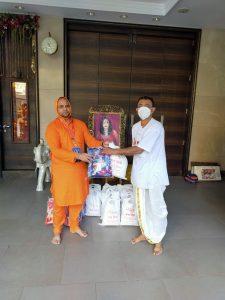 Radhe Maa Anna Kambal Brahman Seva (8)